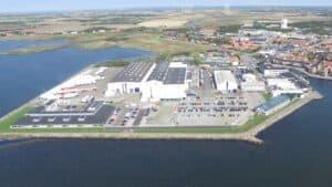 Vigtig lejeindtægt på Havnen i Ringkøbing forlænges med 30 år