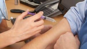 I denne uge skal vaccinerne bruges til andet stik