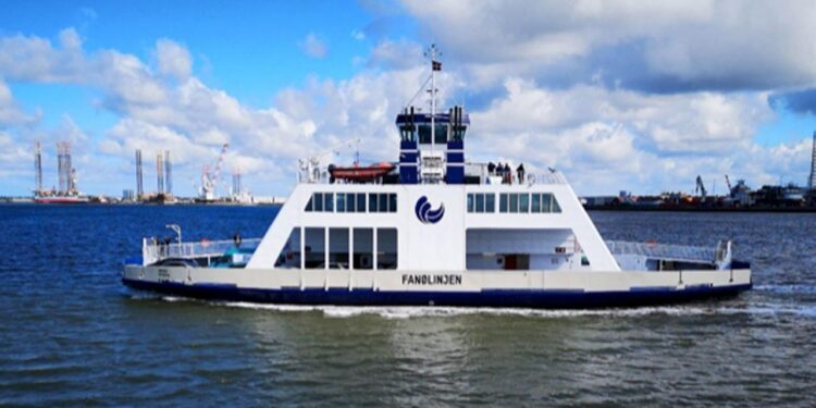 Selv om »Grotte« skal sejle på strøm, vil den stadig have muligheden for at sejle på almindeligt brændstof.