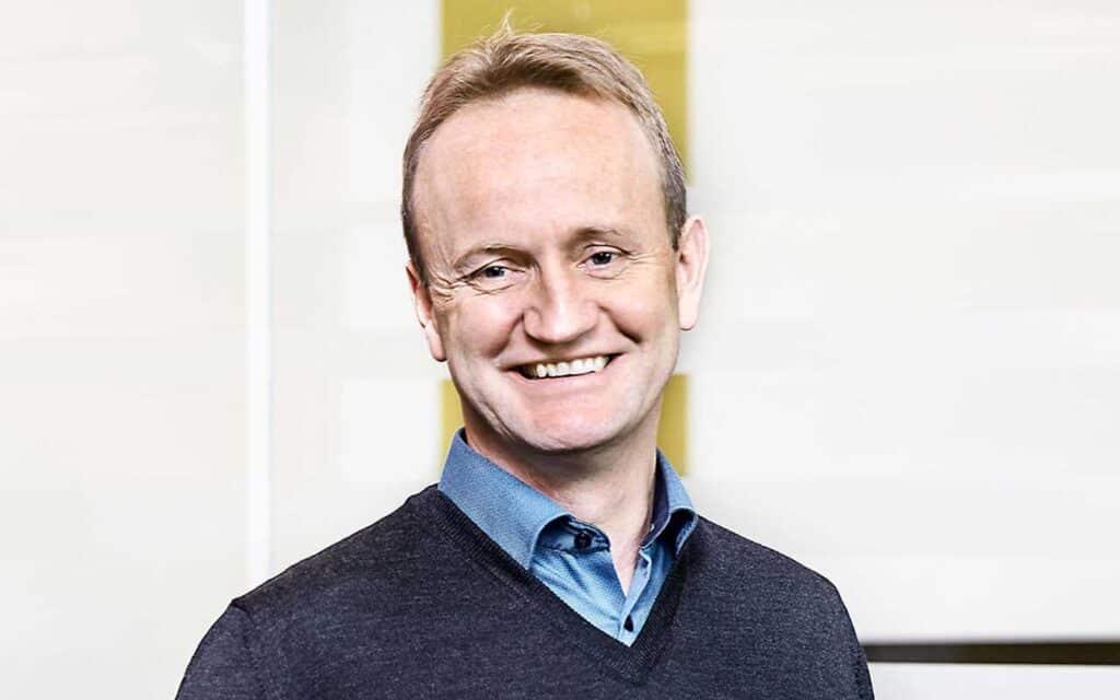 Kristian Rønn kan fejre 25-års jubilæum i Vestjysk Bank i Hvide Sande