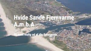 Hvide Sande Fjernvarme indkalder til elektronisk generalforsamling