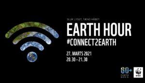 Det er 10. gang »Earth Hour« sætter fokus på ælanetens presserende natur- og klimakrise