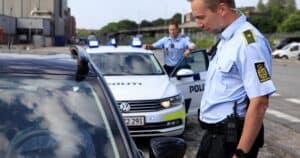 Fra i dag straffes vanvidsbilister hårdere foto: politi