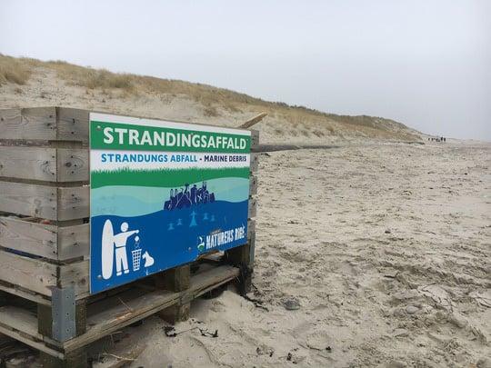 Affaldsindsamling på stranden slår rekord