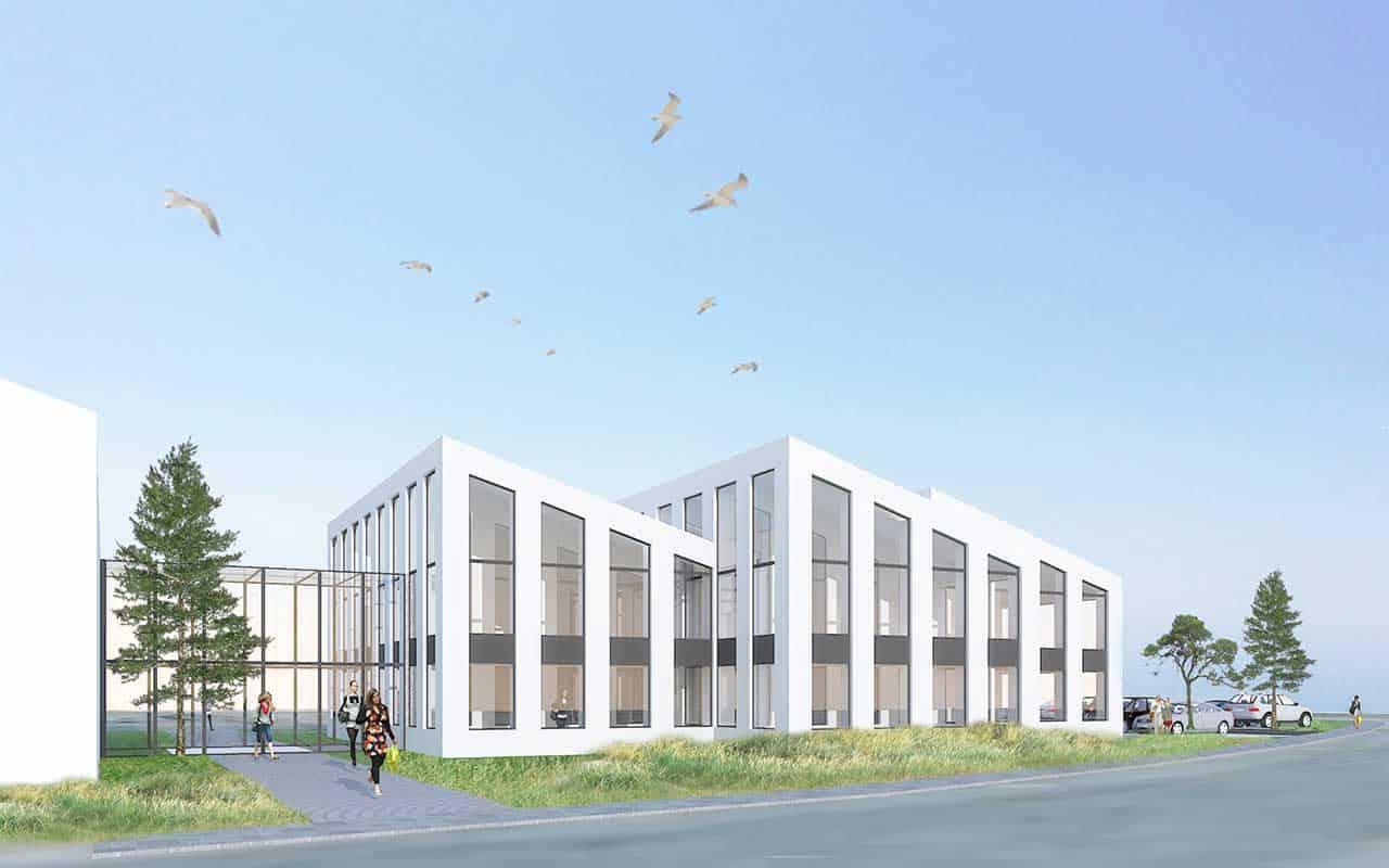 Vækst i Hvide Sande kræver udvidelse af det gl. rådhus