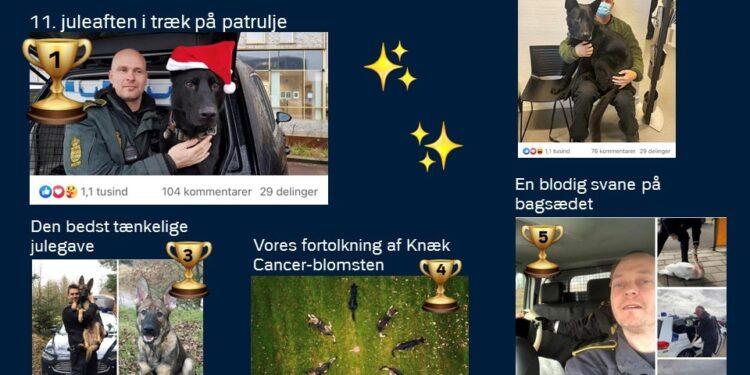 For præcis ét år siden tog Vestjyllands Politi skridtet ud på Facebook