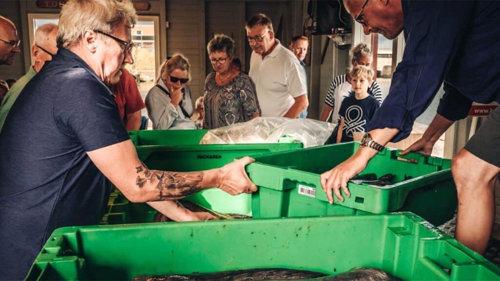 Danmarks største mad-festival afholdes i Midt- og Vestjylland