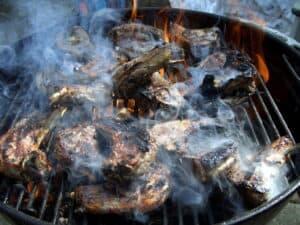 Syv brandgode råd om brug af grill og bålplads