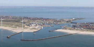 Poul afløser Steen på posten som havnedirektør i Hvide Sande