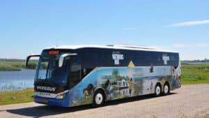Shuttlebus i sommerlandet RKSK