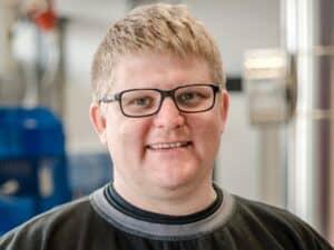 40-årig driftleder overtager stillingen som direktør for Ringkøbing Fjernvarme. foto: Martin Halkjær Kristensen