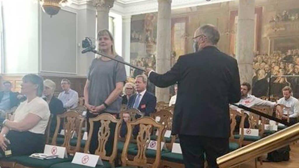 Åbent uddannelsesbrev til Christiansborg