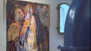 Kunst i Slusen 2021 løber i år fra søndag d. 1. august til fredag d. 13. august