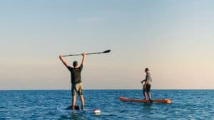 WATERZ laver gratis stand-up-paddle