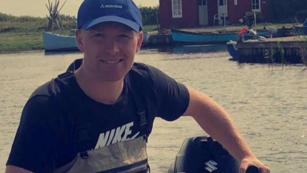 Martin's afløser ved Fjernvarmen bliver Morten Rauhe privatfoto: Morten Rauhe