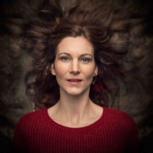 Anna Lystbæk fra Spjald indtager Generator pressefoto